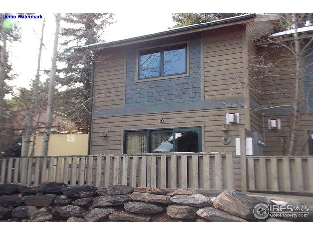 2100 Fall River Rd #10, Estes Park, CO 80517 (MLS #866178) :: Jenn Porter Group