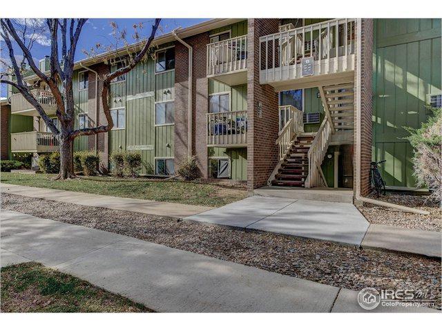 2800 Kalmia Ave B 107, Boulder, CO 80301 (MLS #866185) :: Downtown Real Estate Partners