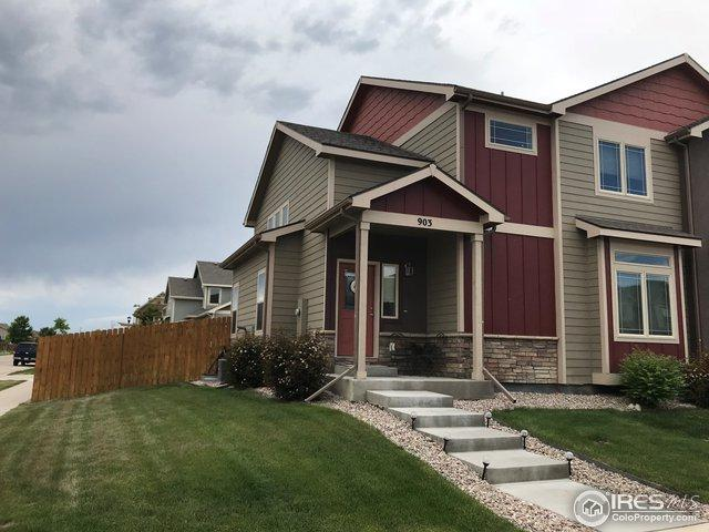 903 Campfire Dr, Fort Collins, CO 80524 (MLS #866198) :: The Daniels Group at Remax Alliance