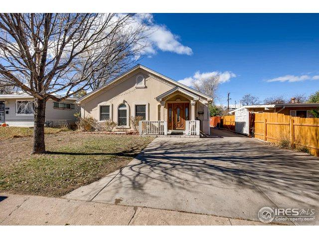 633 S Stuart St, Denver, CO 80219 (#866211) :: My Home Team
