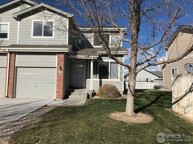 3331 Saratoga St D, Wellington, CO 80549 (MLS #866237) :: Bliss Realty Group