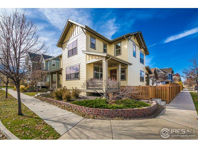 527 Homestead St, Lafayette, CO 80026 (MLS #866242) :: The Daniels Group at Remax Alliance