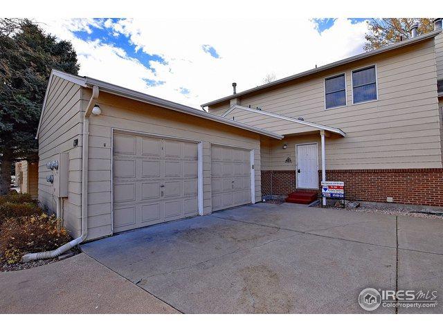 130 E 42nd St B, Loveland, CO 80538 (MLS #866266) :: Downtown Real Estate Partners