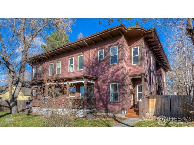 820 Kimbark St A, Longmont, CO 80501 (MLS #866270) :: Downtown Real Estate Partners