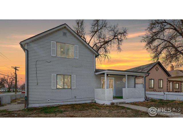500 7th St, Greeley, CO 80631 (MLS #866289) :: The Daniels Group at Remax Alliance