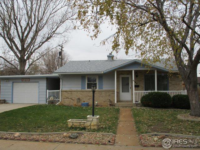 1143 32nd Ave, Greeley, CO 80634 (#866328) :: My Home Team
