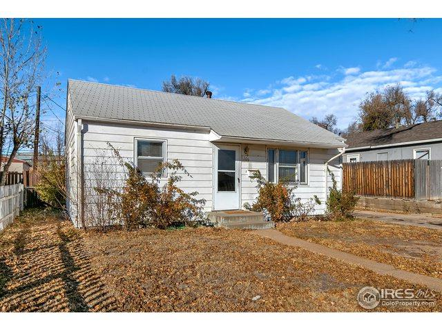 2305 5th Ave, Greeley, CO 80631 (MLS #866356) :: Hub Real Estate