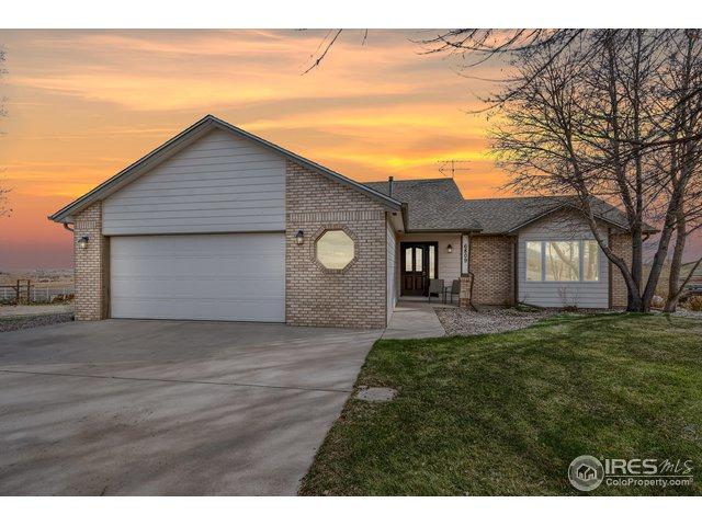 6809 E County Road 18, Johnstown, CO 80534 (MLS #866361) :: Tracy's Team