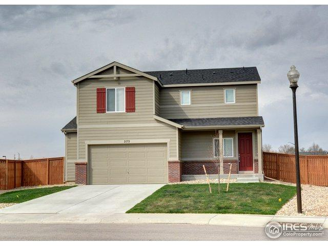 275 Vela Pl, Loveland, CO 80537 (MLS #866378) :: The Lamperes Team