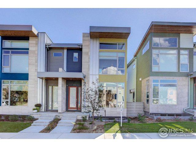 846 Half Measures Dr, Longmont, CO 80504 (MLS #866387) :: Downtown Real Estate Partners