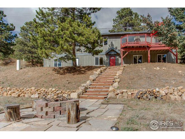 223 Copperdale Ln, Golden, CO 80403 (#866391) :: The Peak Properties Group