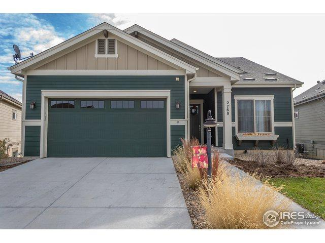 2768 Cub Lake Dr, Loveland, CO 80538 (MLS #866413) :: Downtown Real Estate Partners