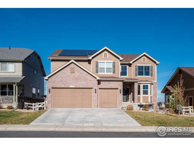 5506 Mustang Dr, Frederick, CO 80504 (MLS #866423) :: Tracy's Team