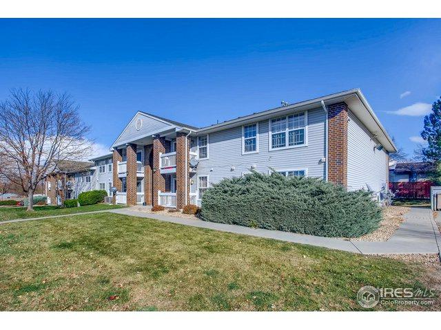 2820 17th Ave #103, Greeley, CO 80631 (MLS #866439) :: The Daniels Group at Remax Alliance