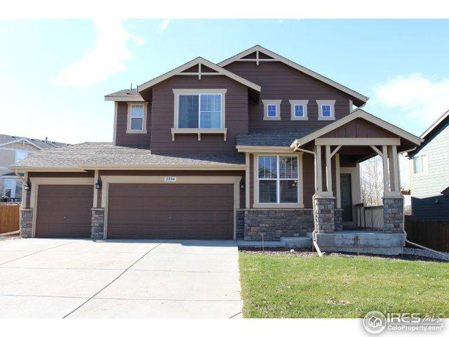 2284 Black Duck Ave, Johnstown, CO 80534 (MLS #866501) :: Bliss Realty Group