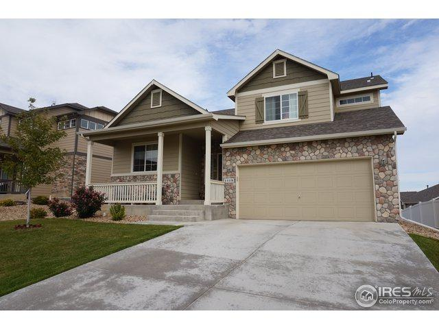 1118 78th Ave Ct, Greeley, CO 80634 (#866541) :: The Griffith Home Team