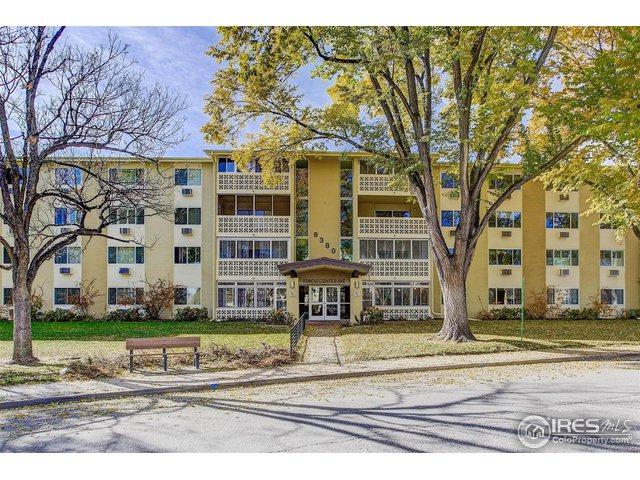 9380 E Center Ave 5A, Denver, CO 80247 (MLS #866546) :: Colorado Home Finder Realty