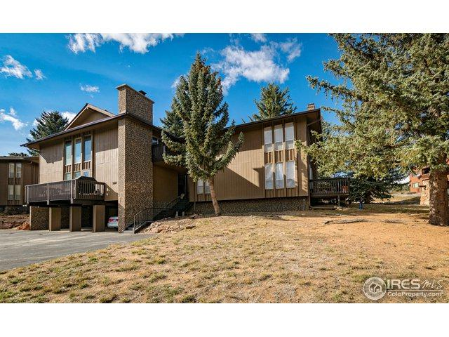 1121 Fairway Club Cir #4, Estes Park, CO 80517 (MLS #866566) :: Tracy's Team