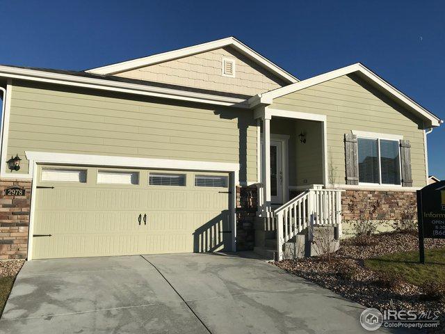 2978 Urban Pl, Berthoud, CO 80513 (MLS #866603) :: Kittle Real Estate