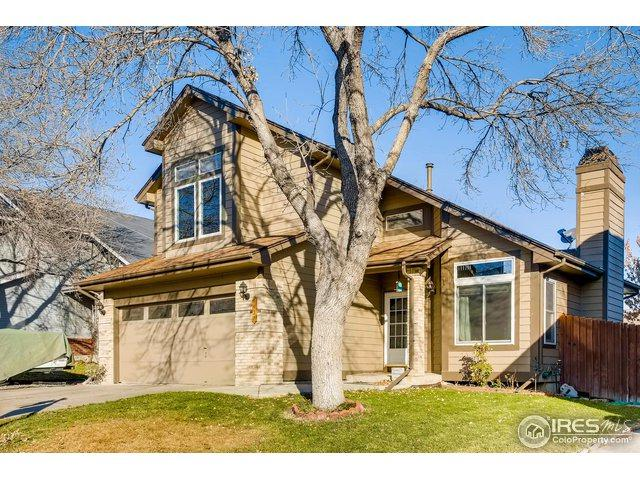 9427 W 104th Way, Westminster, CO 80021 (#866607) :: The Peak Properties Group