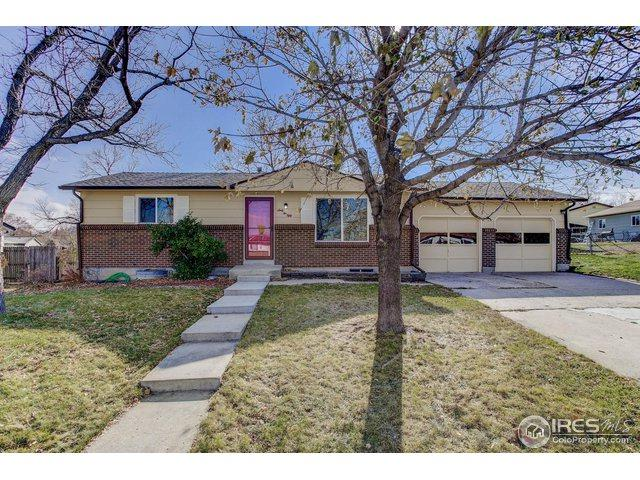 6250 W 77th Pl, Arvada, CO 80003 (#866628) :: The Peak Properties Group