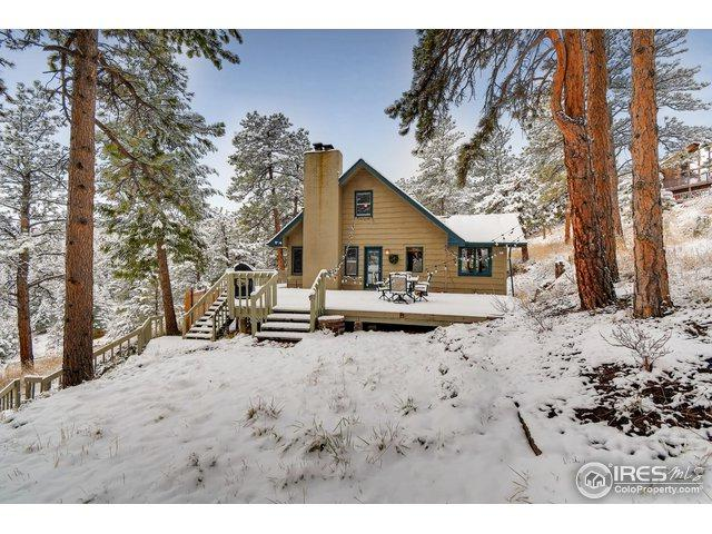 39 Spring Ln, Boulder, CO 80302 (#866631) :: The Peak Properties Group