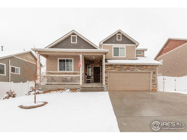 2218 74th Ave, Greeley, CO 80634 (#866669) :: The Peak Properties Group