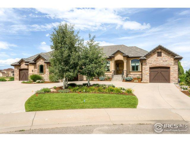 32784 Eagleview Dr, Greeley, CO 80631 (#866681) :: The Peak Properties Group