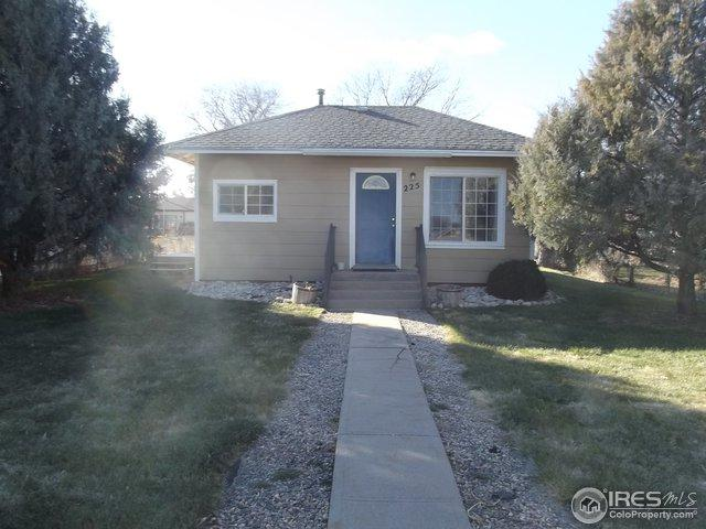 225 N Wallace Ave, Haxtun, CO 80731 (#866694) :: The Griffith Home Team