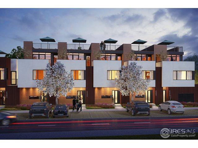 2304 Pearl St #6, Boulder, CO 80302 (#866698) :: The Margolis Team