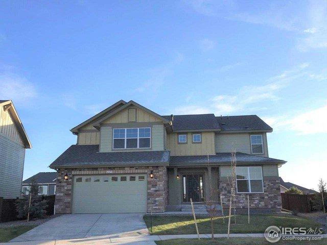 6123 Washakie Ct, Timnath, CO 80547 (MLS #866705) :: Bliss Realty Group