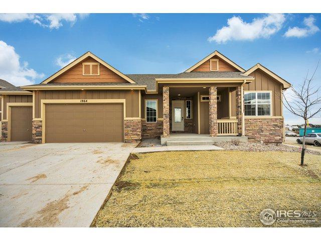 879 Sunlight Peak Dr, Severance, CO 80550 (MLS #866740) :: Kittle Real Estate