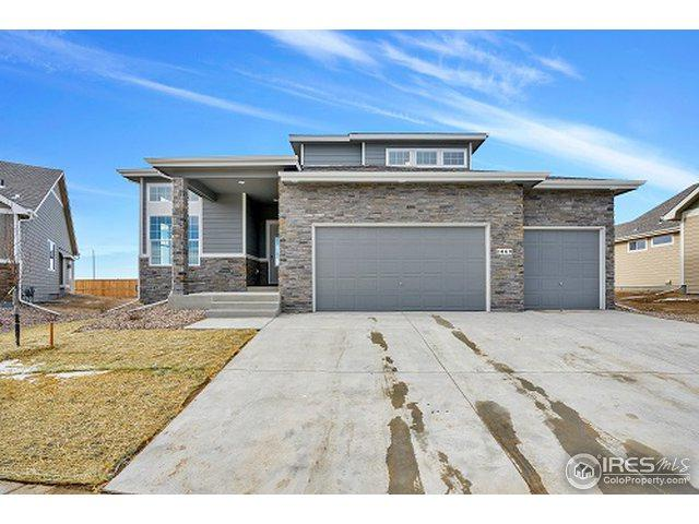 978 Mt. Andrew Dr, Severance, CO 80550 (MLS #866741) :: Kittle Real Estate