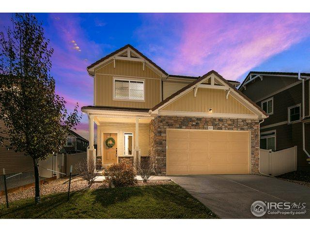 3601 Kirkwood Ln, Johnstown, CO 80534 (MLS #866751) :: Bliss Realty Group