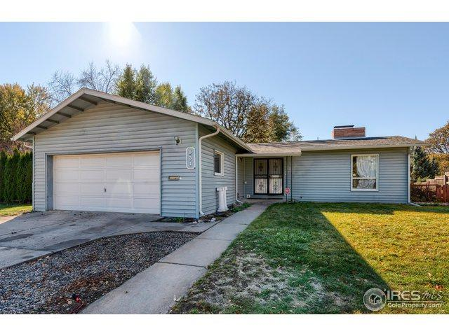 931 E Lake St, Fort Collins, CO 80524 (MLS #866754) :: Downtown Real Estate Partners