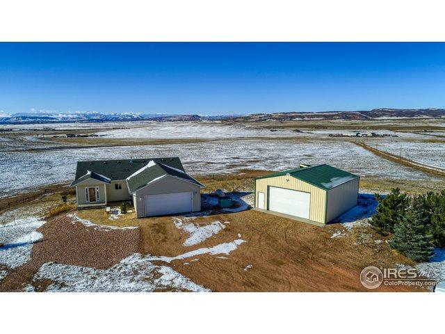 20032 Cattle Dr, Wellington, CO 80549 (MLS #866775) :: Kittle Real Estate
