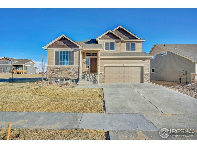 8843 16th St Rd, Greeley, CO 80634 (#866776) :: The Peak Properties Group