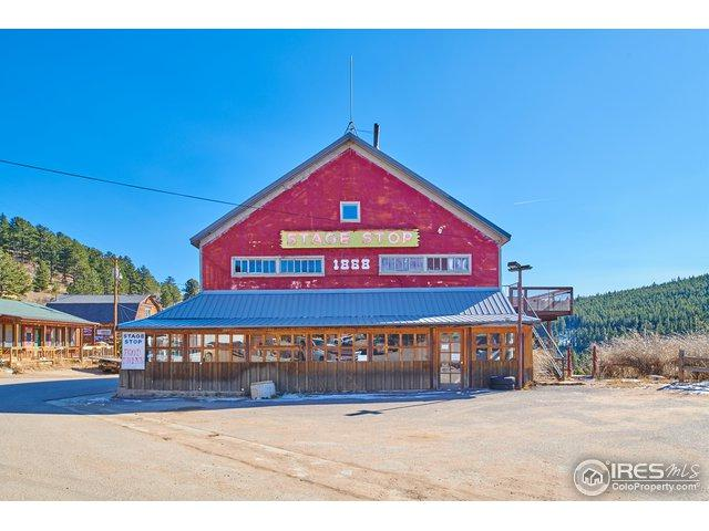 60 Main St, Rollinsville, CO 80474 (#866786) :: My Home Team