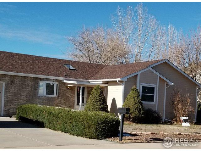 3925 Belmont Ave, Evans, CO 80620 (MLS #866793) :: Kittle Real Estate