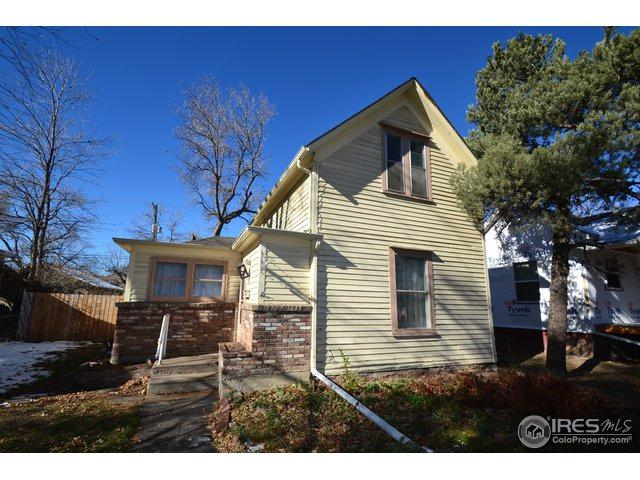 615 Kimbark St, Longmont, CO 80501 (MLS #866814) :: The Daniels Group at Remax Alliance