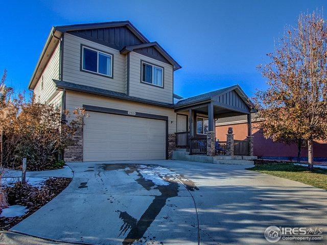 795 Grays Peak Ln, Berthoud, CO 80513 (MLS #866815) :: Kittle Real Estate