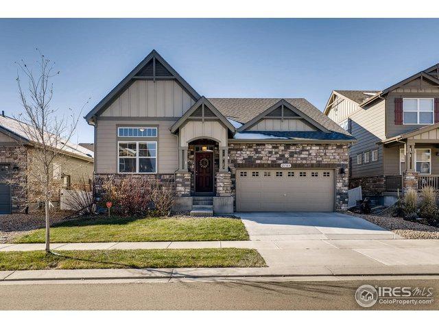 2183 Steppe Dr, Longmont, CO 80504 (MLS #866851) :: Hub Real Estate