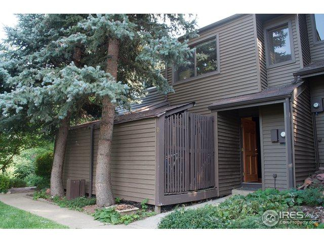 350 Arapahoe Ave #2, Boulder, CO 80302 (MLS #866858) :: Hub Real Estate