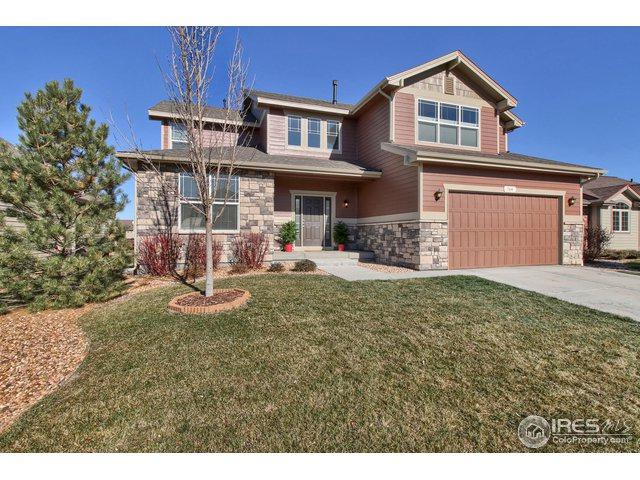 164 Kitty Hawk Dr, Windsor, CO 80550 (MLS #866860) :: Tracy's Team