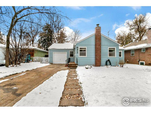 515 Locust St, Fort Collins, CO 80524 (#866863) :: The Peak Properties Group