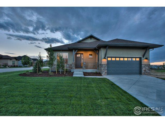 6303 Sanctuary Dr, Windsor, CO 80550 (#866877) :: The Griffith Home Team