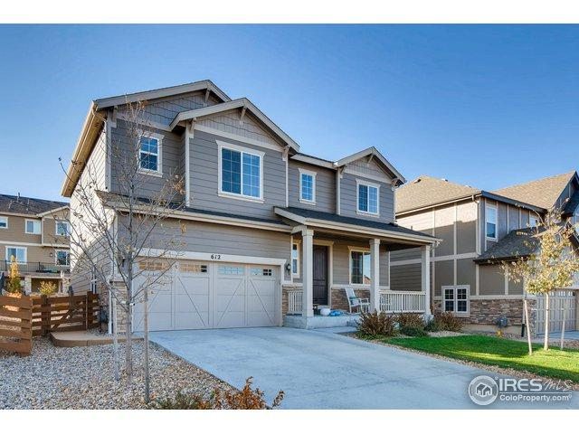 612 Dawn Ave, Erie, CO 80516 (MLS #866878) :: Tracy's Team