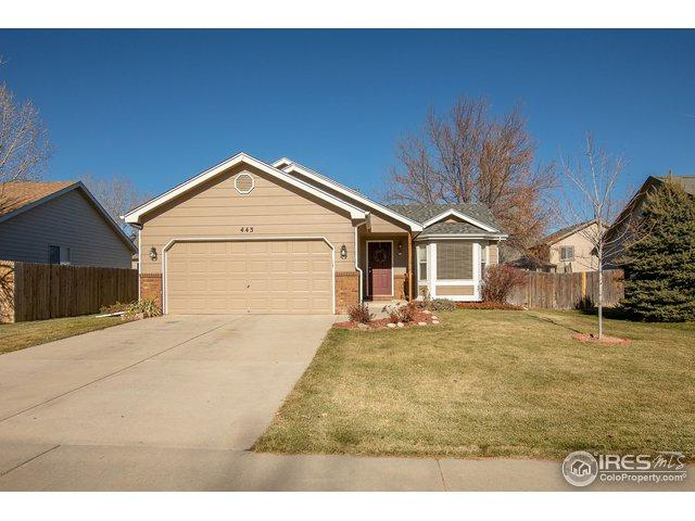 443 La Costa Ln, Johnstown, CO 80534 (MLS #866885) :: Bliss Realty Group