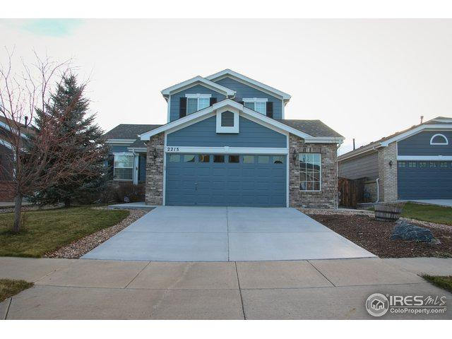 2215 Lupine Pl, Erie, CO 80516 (MLS #866887) :: Tracy's Team
