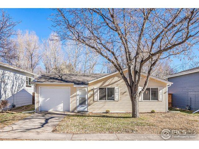 2812 Alan St, Fort Collins, CO 80524 (MLS #866890) :: Tracy's Team